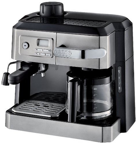 Delonghi BCO 330T: 3-in-1 coffee machine Best coffee mashines