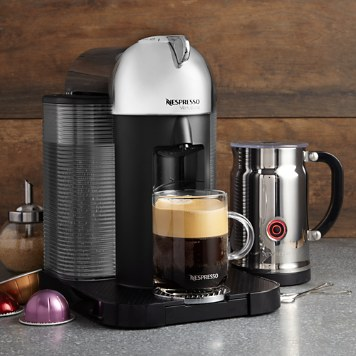 Nespresso VertuoLine: New Evoluo Machine