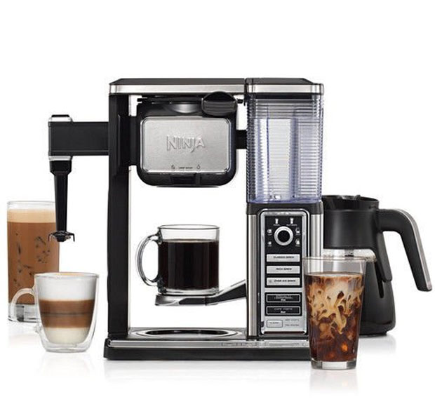 Ninja Coffee Bar Brewer System with Glass Carafe (CF091)