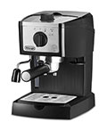 DeLonghi EC155M Manual Espresso Machine & Cappuccino Maker