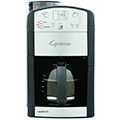 Capresso CoffeeTeam GS 464.05 10-Cup Digital Coffeemaker Grinder
