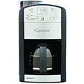 Capresso CoffeeTeam GS 464.05 10-Cup Digital Coffeemaker Grinder