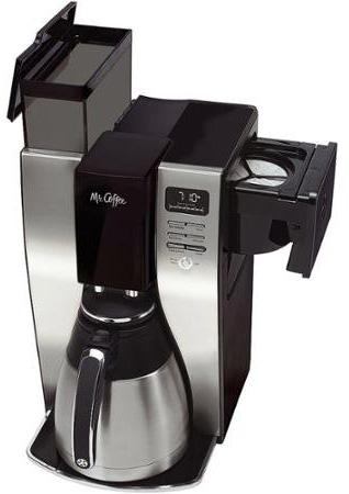 Mr. Coffee  BVMCPSTX91 OptimalBrew 10-Cup Thermal Coffeemaker