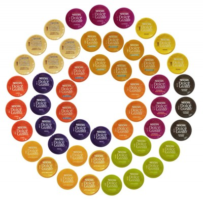 dolce gusto pads