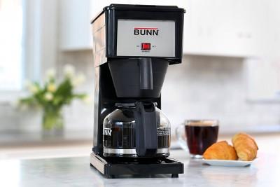 BUNN GR Velocity Brew 10-Cup Home Coffee Brewer