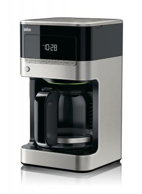 Braun KF 7150 BK Brew Sense drip coffee maker