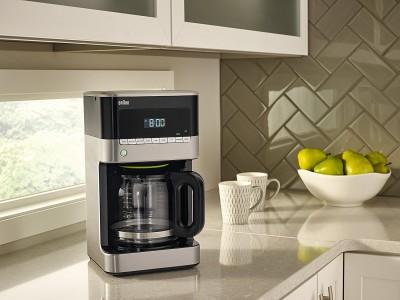 Braun KF 7150 BK Brew Sense drip coffee maker2