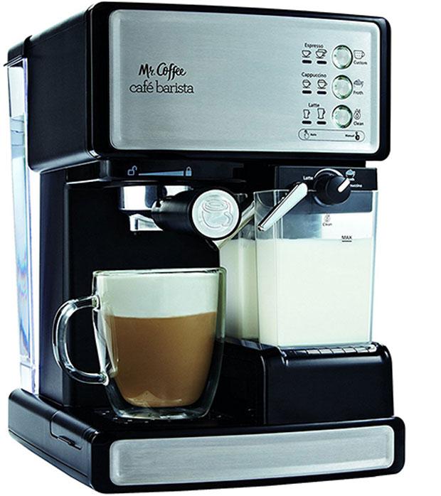 Mr. Coffee Café Barista Premium Espresso & Cappuccino System