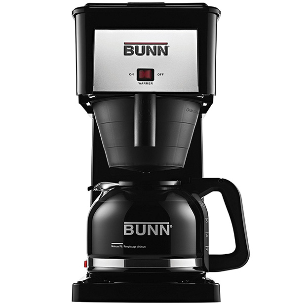 BUNN GRB Velocity Brew 10-Cup Home Coffee Brewer