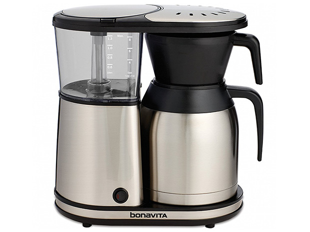 Bonavita BV1900TS 8-Cup Stainless Steel Carafe Coffee Brewer