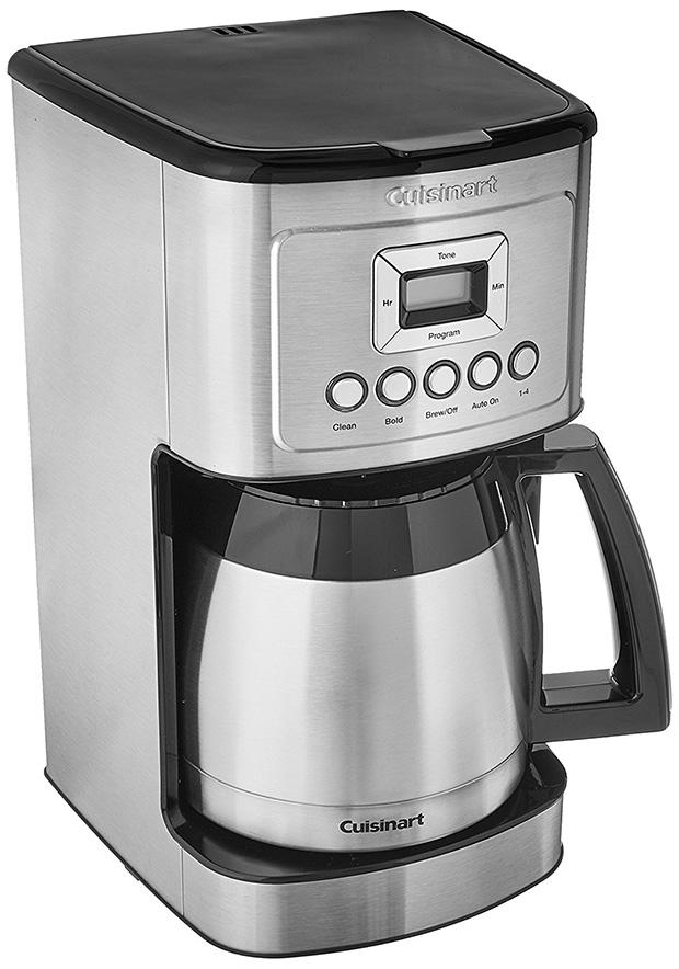 Cuisinart PerfecTemp DCC-3400 12-Cup Programmable Coffeemaker